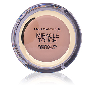 Base de maquillaje MIRACLE TOUCH skin smoothing foundation Max Factor