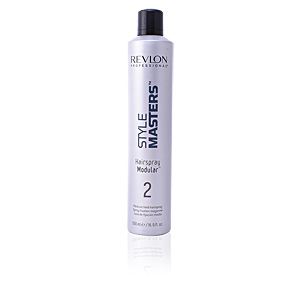 Producto de peinado STYLE MASTER medium hold hairspray Revlon
