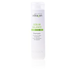 Purifying shampoo INTRAGEN SEBUM BALANCE shampoo Revlon
