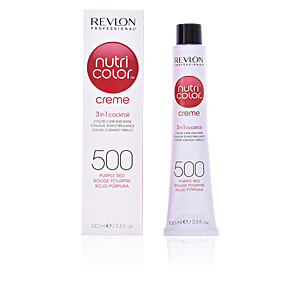 Dye NUTRI COLOR creme #500-purple red Revlon