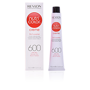 Dye NUTRI COLOR creme #600-fire red Revlon