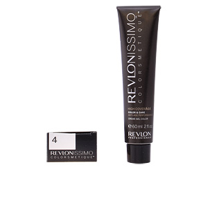 Tintes REVLONISSIMO HIGH COVERAGE #4-medium brown Revlon
