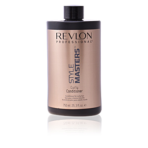 Revlon, CURLY CONDITIONER acondicionador para cabello rizado 750 ml