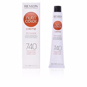 Dye NUTRI COLOR creme #740-light copper Revlon