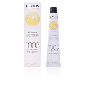 Couleurs NUTRI COLOR creme #1003-golden blonde Revlon