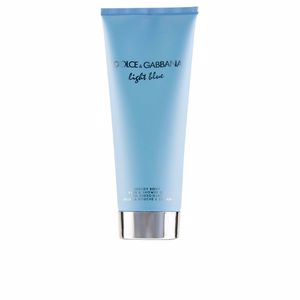 Gel de baño LIGHT BLUE POUR FEMME energy body bath & shower gel Dolce & Gabbana