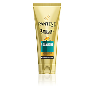 Detangling conditioner 3 MINUTE MIRACLE AQUALIGHT conditioner Pantene