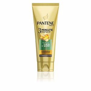 Hair straightening products 3 MINUTE MIRACLE SUAVE Y LISO acondicionador Pantene