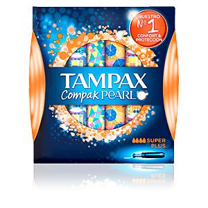 Tampones TAMPAX PEARL COMPAK tampón super plus Tampax