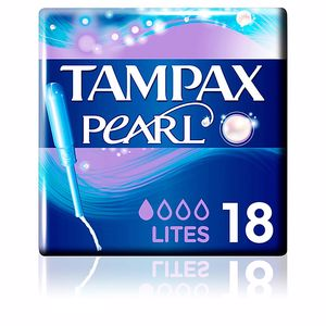 Tampons hygiéniques TAMPAX PEARL tampon lites Tampax
