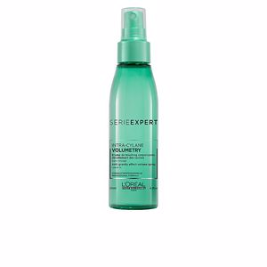Shiny hair  treatment VOLUMETRY anti-gravity effect volume spray L'Oréal Professionnel