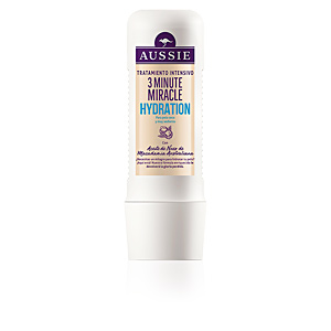 Mascarilla reparadora 3 MINUTE MIRACLE HYDRATION mask Aussie