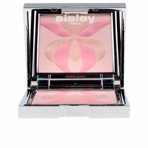 Colorete L'ORCHIDÉE ROSE blush enlumineur au lys blanc Sisley