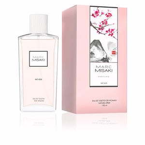 Instituto Español MARC MISAKI FOR WOMAN red style parfum
