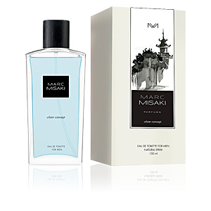 MARC MISAKI MAN urban concept eau de toilette spray 150 ml