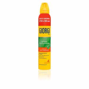 Producto de peinado RIZOS DESCARADOS espuma rizo marcado nº4 Giorgi