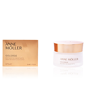 Skin tightening & firming cream  GOLDÂGE restorative cream SPF15 Anne Möller