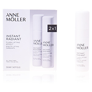 Skin tightening & firming cream  INSTANT RADIANT SET Anne Möller