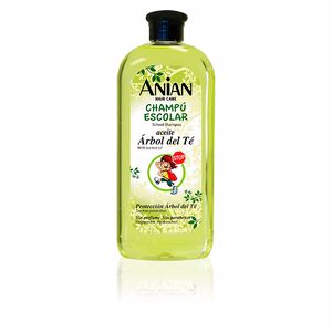 SCHOOL SHAMPOO with tree tea oil 400 ml