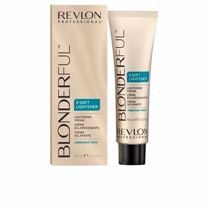 Tintes BLONDERFUL lightening cream #5-soft lightener Revlon