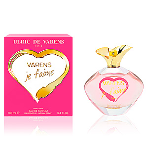 Ulric De Varens VARENS JE T'AIME  parfum