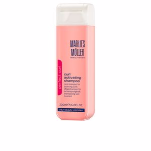 Anti frizz shampoo CURL ACTIVATING shampoo Marlies Möller