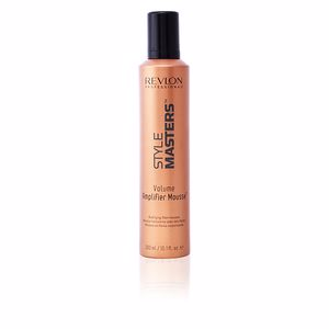 Hair styling product STYLE MASTERS bodifying fiber mousse Revlon