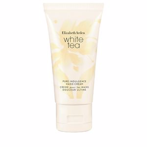 トリートメントとハンドクリーム WHITE TEA pure indulgence hand cream Elizabeth Arden