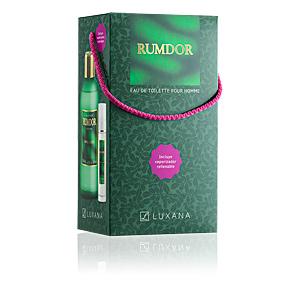 Luxana RUMDOR COFFRET parfum