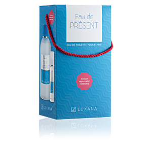 Luxana EAU DE PRÉSENT LOTE perfume