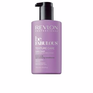 Hair repair conditioner BE FABULOUS C.R.E.A.M curl defining conditioner Revlon