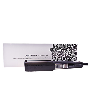 Haarglätter ZENIT professional styler silver XL Artero