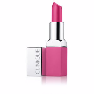 Lipsticks POP matte lip color + primer Clinique