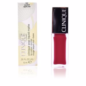 POP LIQUID matte #03-candied apple pop 6 ml