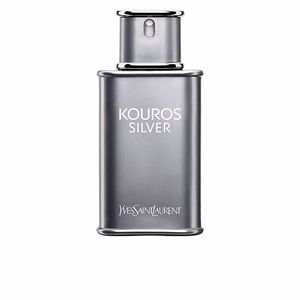 KOUROS SILVER eau de toilette spray 100 ml