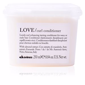 Volumizing conditioner LOVE curl conditioner Davines