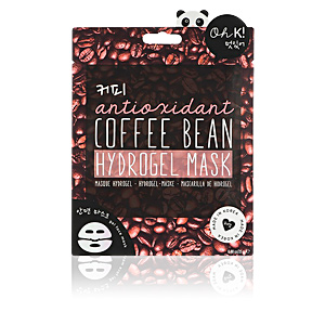 Tratamiento Facial Antioxidante COFFEE BEAN antioxidant hydrogel mask Oh K!