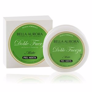 Anti blemish treatment cream DOBLE FUERZA MATE crema anti-manchas piel mixta Bella Aurora
