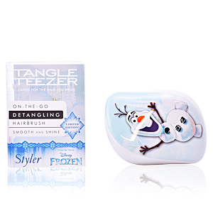 Hair brush COMPACT STYLER disney frozen olaf Tangle Teezer
