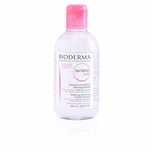Bioderma, SENSIBIO H2O solution micellaire peaux sensibles 250 ml