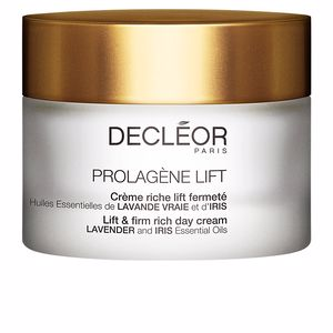 Anti aging cream & anti wrinkle treatment PROLAGÈNE LIFT crème onctueuse lavande fine Decléor