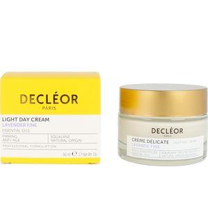 Anti aging cream & anti wrinkle treatment PROLAGÈNE LIFT crème lift fermeté lavande vraie et iris Decléor
