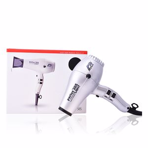 Secador de pelo HAIR DRYER 385 powerlight ionic & ceramic #silver Parlux