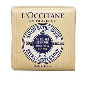 Jabón perfumado KARITÉ Jabón Extra-Suave Leche de Karité L'Occitane