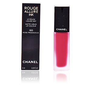 ROUGE ALLURE INK le rouge liquide mat#160-rose prodigious