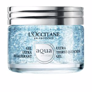 Face moisturizer AQUA RÉOTIER ultra thirst quenching gel L'Occitane