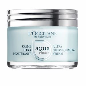 Tratamiento Facial Hidratante AQUA RÉOTIER ultra thirst quenching cream L'Occitane