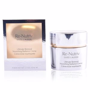 Tratamiento Facial Hidratante RE-NUTRIV ultimate renewal nourishing radiance creme Estée Lauder