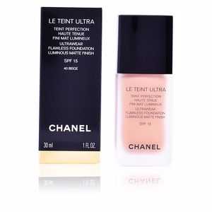 Base maquiagem LE TEINT ULTRA teint perfection haute tenue Chanel