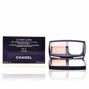 Foundation makeup LE TEINT ULTRA teint compact haute tenue Chanel